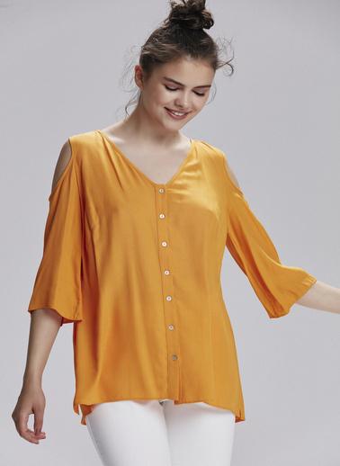 Love My Body Tunik Oranj
